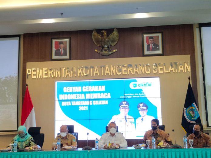 Gebyar Gerakan Indonesia Membaca